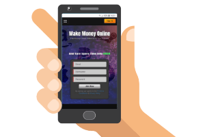 mobile with rewards1 website