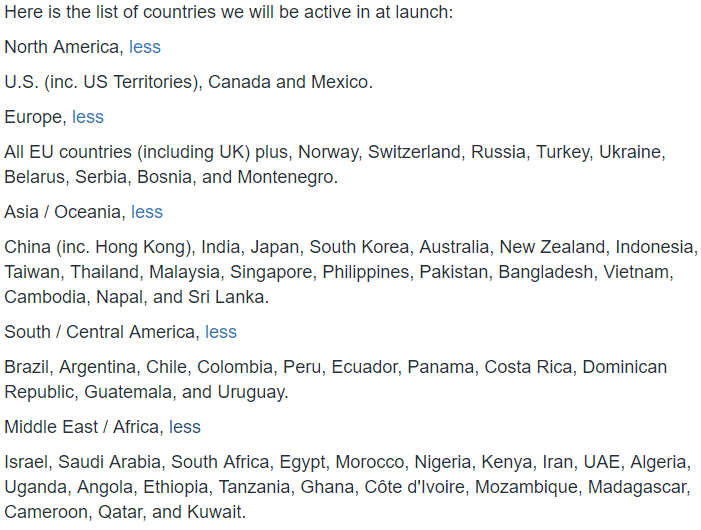 bunited countries