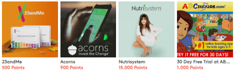 deal examples on mypoints
