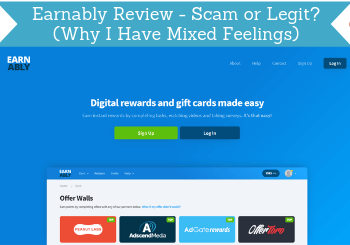 earnably review header