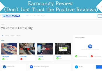 earnsanity review header