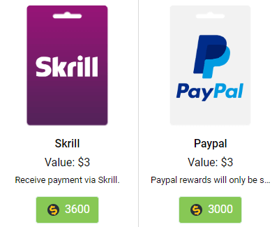 examples of zoombucks rewards
