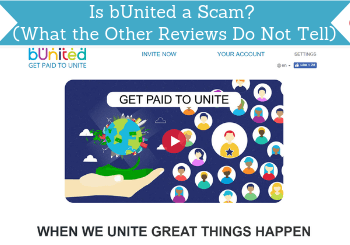 is bunited a scam review header