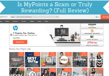 is mypoints a scam review header