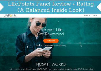 lifepoints panel review header