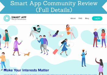 smart app community review header