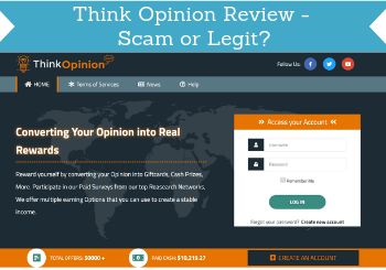think opinion review header