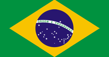 brazil survey sites flag