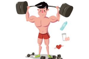 mens health study icon