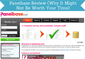 panelbase review header