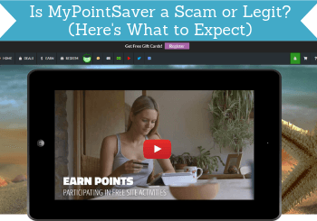 is mypointsaver a scam header
