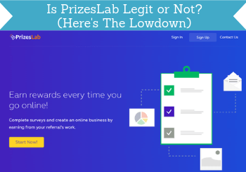 Is PrizesLab Legit or Not? (Here's The Lowdown)