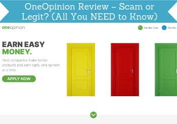 OneOpinion Review – Scam or Legit? (All You NEED to Know)