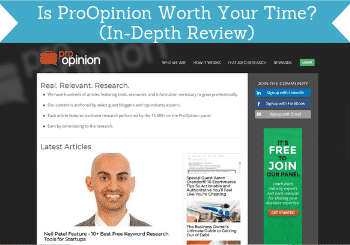 proopinion review header