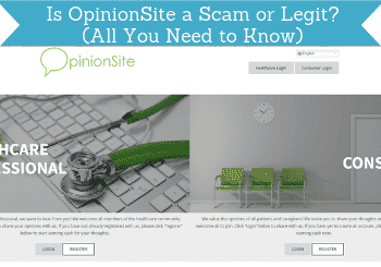 is opinionsite a scam header