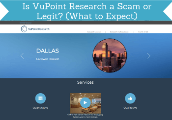 is vupoint research a scam header
