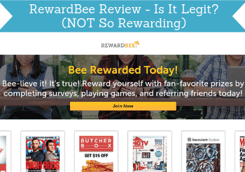 rewardbee review header