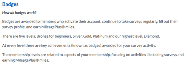opinion miles club badges