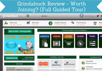 grindabuck review header