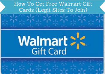 how to get free walmart gift cards header
