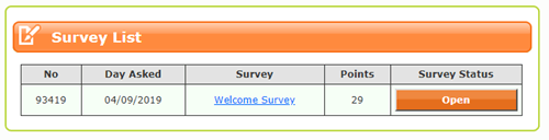 xcel online surveys paid surveys