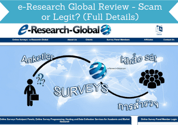 e-research global review header