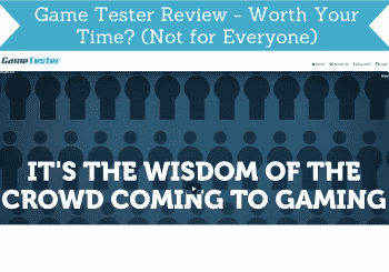 game tester review header