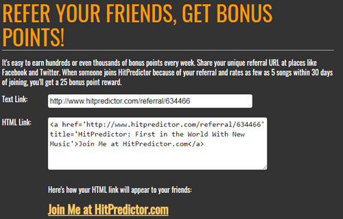 hitpredictor referral program