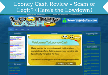 looney cash review header