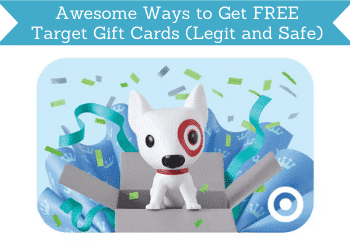 free target gift cards header