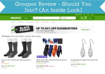 groupon review header