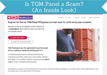 is tgmpanel a scam header