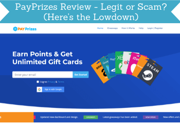 payprizes review header