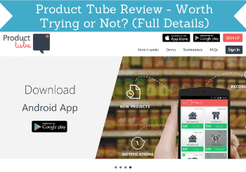product tube review header