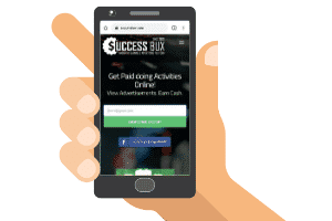 successbux mobile site