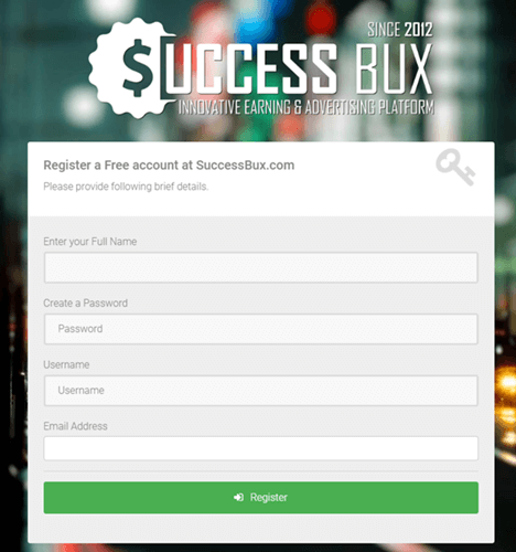 successbux registration