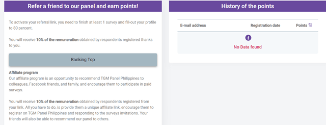 tgmpanel referral program