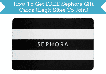 how to get free sephora gift cards header