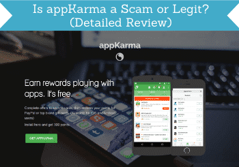 is appkarma a scam header
