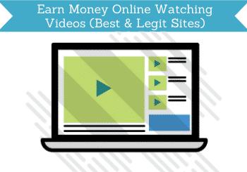 earn money online watching videos header