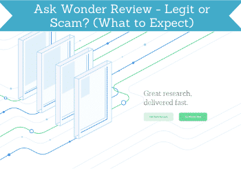 ask wonder review header
