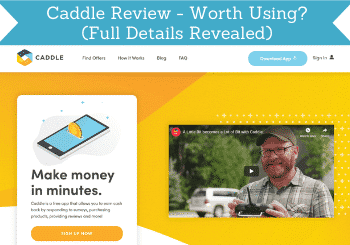 caddle review header