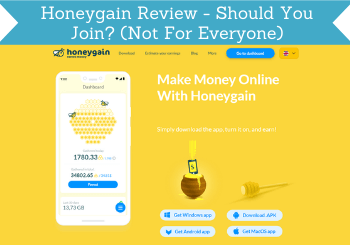 honeygain review header