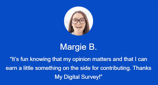 my digital survey testimonial