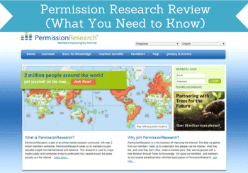 permission research review header