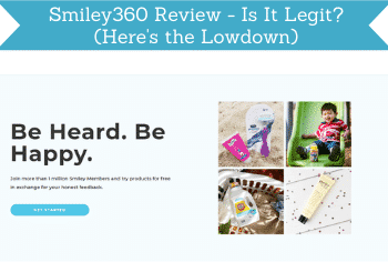 smiley360 review header