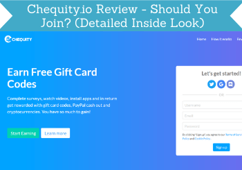 chequity review header