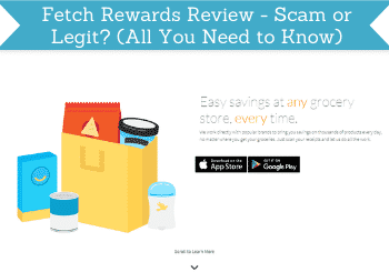 fetch rewards review header