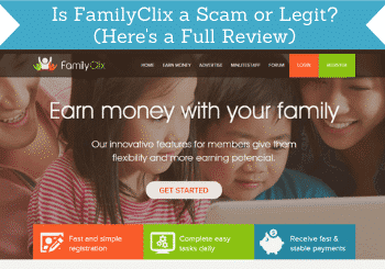 is familyclix a scam header
