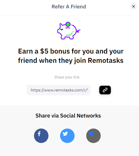 remotasks referral program